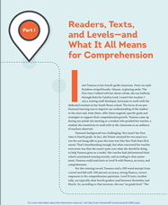 Understanding Texts and Readers Sample Chapter