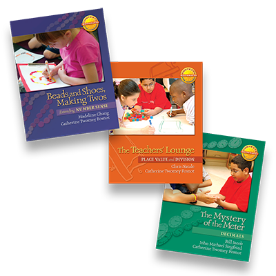 Contexts for Learning Mathematics Unit Books