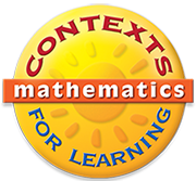 Contexts for Learning Mathematics logo