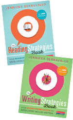 The Reading and Writing Strategies Books