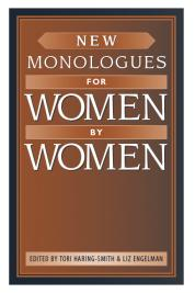 New Monologues for Women by Women cover
