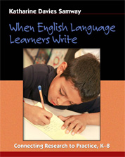 When English Language Learners Write cover