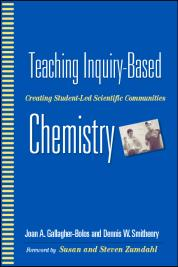 Teaching Inquiry-Based Chemistry cover