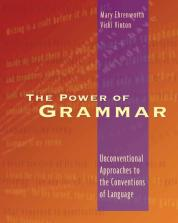 Learn more aboutThe Power of Grammar