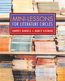 Mini-lessons for Literature Circles cover