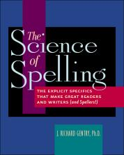 The Science of Spelling cover