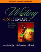 Writing on Demand cover