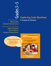 Exploring Soda Machines, Grades 3-5 (Resource Package) cover
