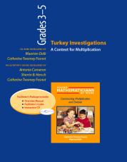 Turkey Investigations, Grades 3-5 (Resource Package)