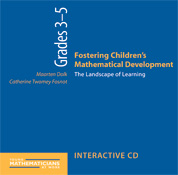 Fostering Children's Mathematical Development, Grades 3-5 (CD)