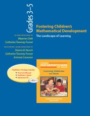 Fostering Children's Mathematical Development, Grades 3-5 (Resource Package)