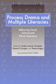 Process Drama and Multiple Literacies cover