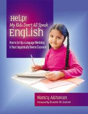Help! My Kids Don't All Speak English cover