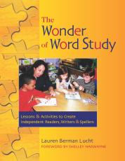 The Wonder of Word Study cover