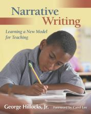 Narrative Writing cover