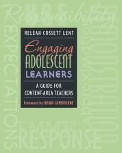 Engaging Adolescent Learners cover