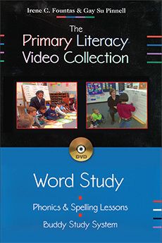 The Primary Literacy Video Collection; Word Study [DVD]