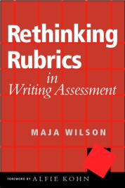 Rethinking Rubrics in Writing Assessment cover