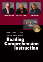 What Every Teacher Should Know About Reading Comprehension Instruction (DVD)