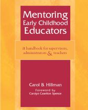 Mentoring Early Childhood Educators cover