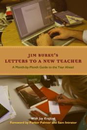 Letters to a New Teacher cover