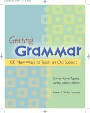 Getting Grammar cover