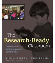 The Research-Ready Classroom cover
