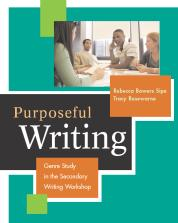 Purposeful Writing cover