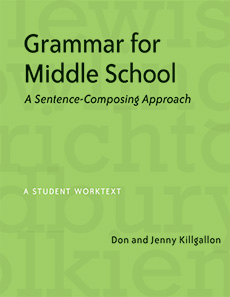 Grammar for Middle School cover