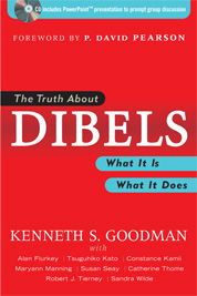 The Truth About DIBELS cover