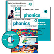 Phonics Lessons with CD-ROM and Poetry BUNDLE, Grade K