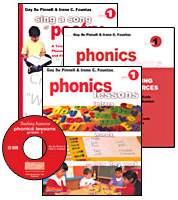 Phonics Lessons with CD-ROM and Poetry BUNDLE, Grade 1