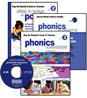 Phonics Lessons with CD-ROM and Poetry BUNDLE, Grade 2