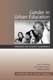 Gender in Urban Education cover