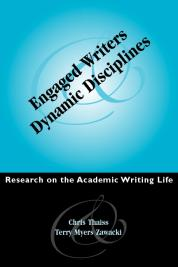 Engaged Writers and Dynamic Disciplines cover