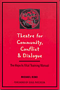 Theatre for Community Conflict and Dialogue cover