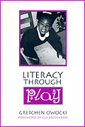 Literacy Through Play cover
