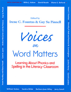Voices on Word Matters book