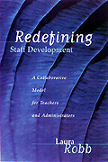Redefining Staff Development cover