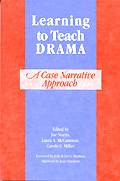 Learning to Teach Drama cover