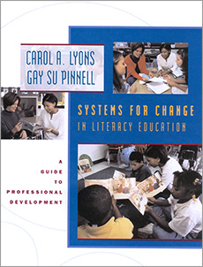 Systems for Change in Literacy Education cover