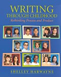 Writing Through Childhood cover