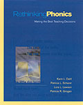 Rethinking Phonics cover