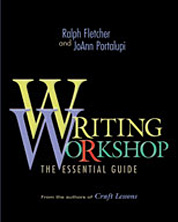 Writing Workshop cover