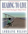Reading to Live cover