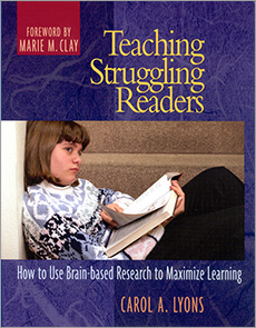 Teaching Struggling Readers cover