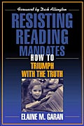 Resisting Reading Mandates cover