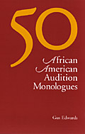 50 African American Audition Monologues