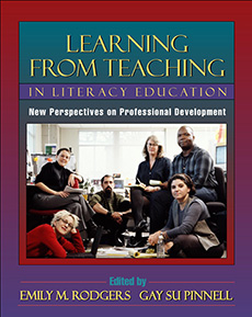 Learning from Teaching in Literacy Education cover