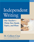 Independent Writing cover